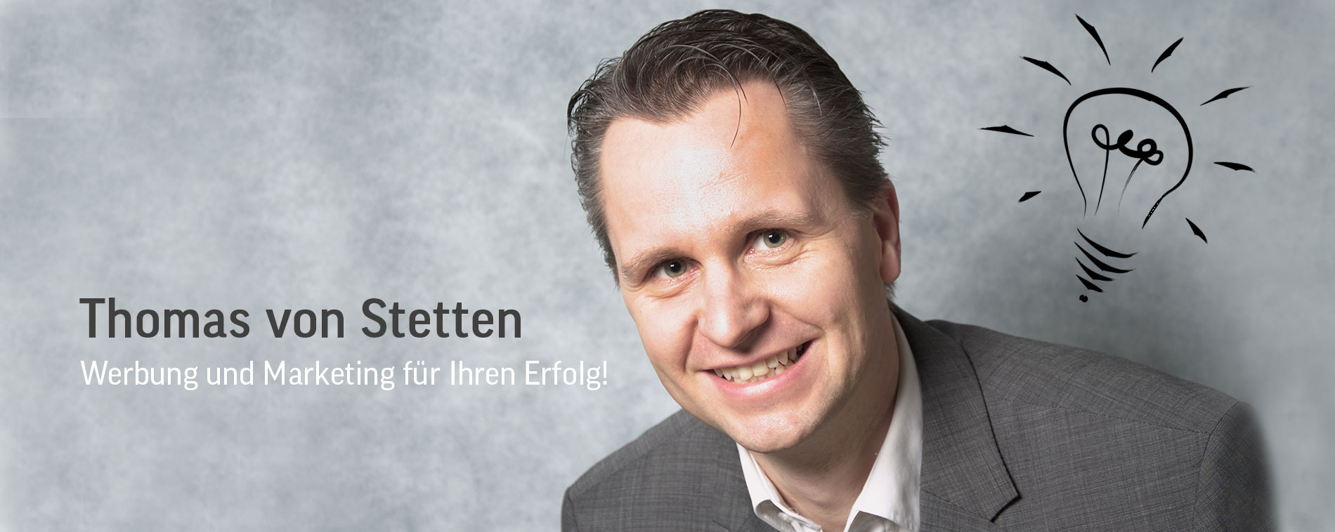 Werbung und Marketing - Thomas von stetten Berater